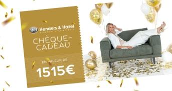 Remportez un chèque d'aménagement de 1515€!