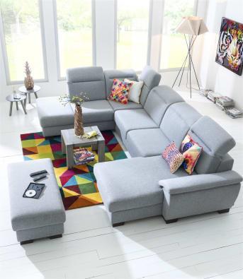 """Combineer de stoere meubelcollectie Avola, met strak en rechtlijnig vormgegeven meubels met deze ronde <a href=""""/hh/tafels/bijzettafels/"""">bijzettafeltjes</a> uit dezelfde serie van Henders & Hazel. Het tafelblad is van grijs gelakt mdf, de poten zijn van Elm hout in de kleur Stone Grey. De bijzettafel is in twee afmetingen leverbaar in 40 cm en 50 cm. Leuk om met elkaar te combineren."""