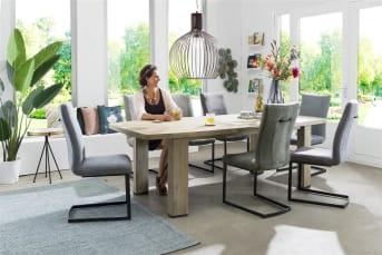 Verbazingwekkend Sofie eetkamerstoel met beukenhouten poten - Happy@Home AZ-26