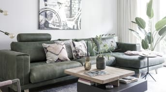 Prenez rendez-vous au magasin et composez votre canapé idéal