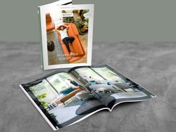 Bestelle unser kostenloses Lookbook!