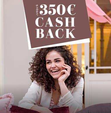 Voir ICI action cashback !