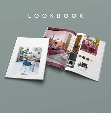 Recevez le Lookbook gratuitement