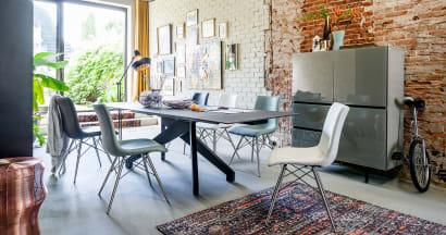 Comment jouer sur les contrastes dans son salon ?