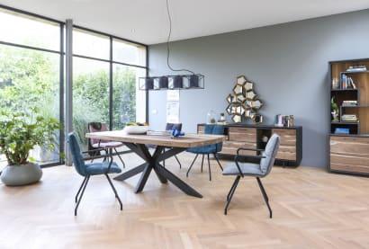 Chaises de salle à manger : design, confortables, pratiques ou les trois à la fois ?