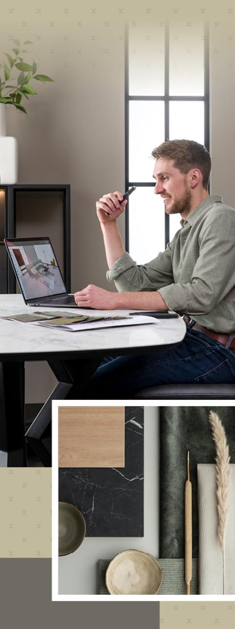 Maak een afspraak voor jouw 3D interieurontwerp!