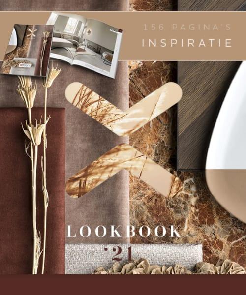 Ontvang het nieuwe Lookbook gratis thuis