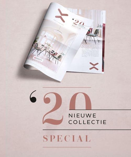 Ontvang gratis de Nieuwe Collectie Special