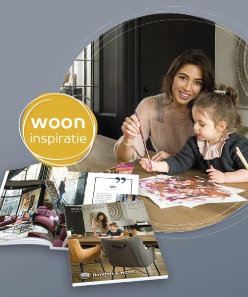 Ontvang gratis ons woon- en inspiratiemagazine