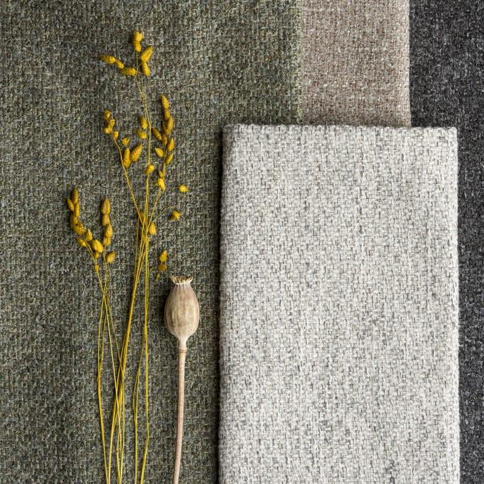Types de tissus et matériaux