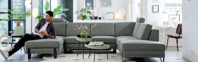 Canapé DENVER design by XOOON