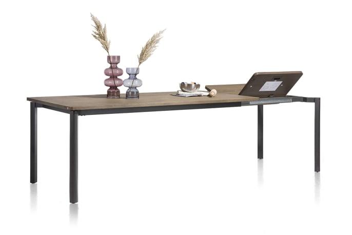 Comment compléter une table conviviale ?
