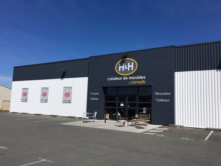 H&H La Rochelle - Nomadis
