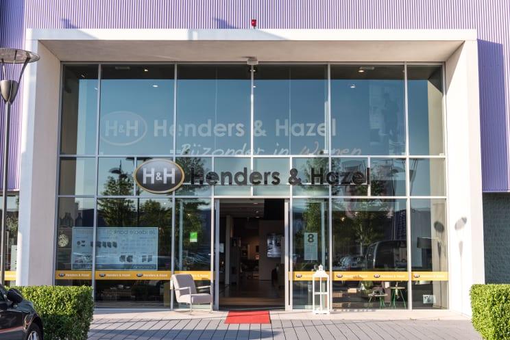Henders & Hazel Gouda