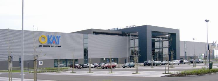 XN - Interieur Avenue Gaverzicht Moeskroen
