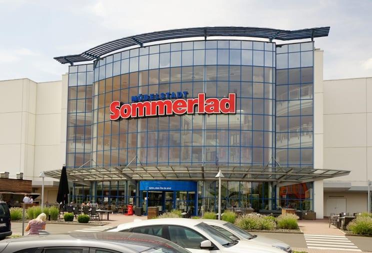 Möbelstadt Sommerlad