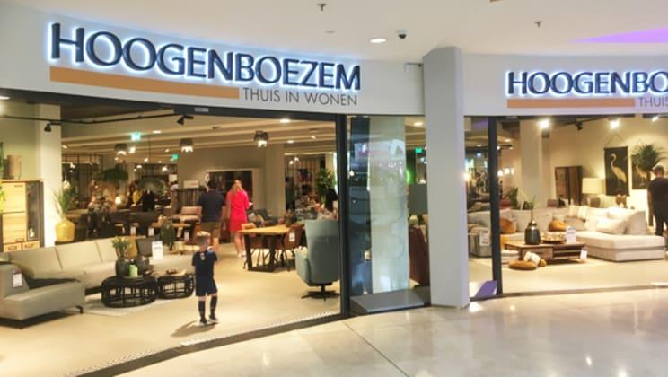 Hoogenboezem Rotterdam