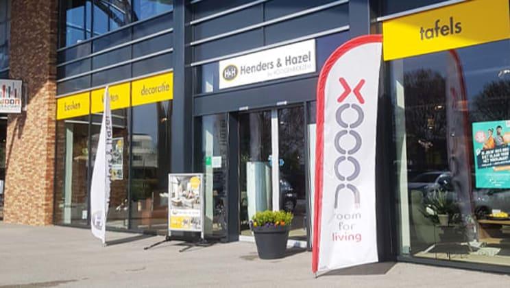 XN - XOOON bij Henders & Hazel Spijkenisse