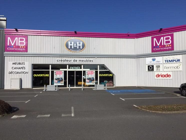 HH - H&H Sébazac Concourès - Meubles Bernad