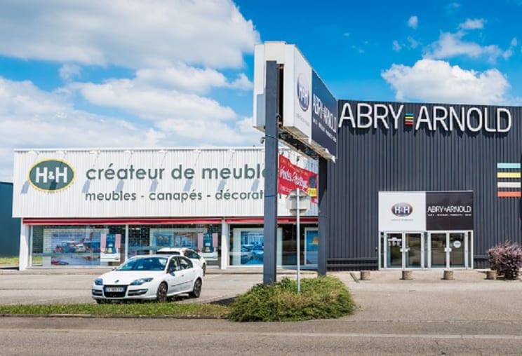 HH - H&H Strasbourg - Abry-Arnold