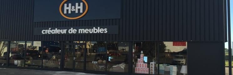 magasin de meubles montpellier lattes - h&h