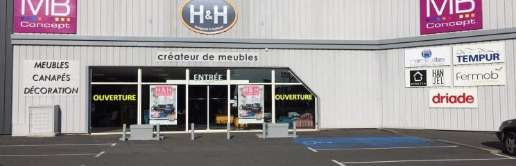 H&H Sébazac Concourès - Meubles Bernad