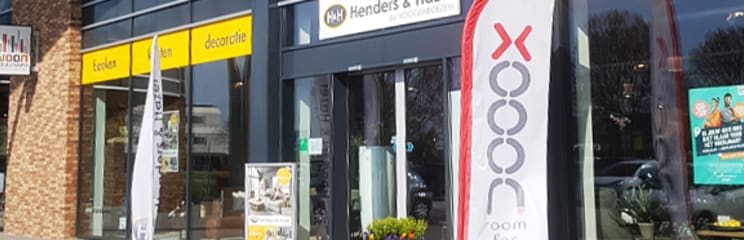 XOOON bij Henders & Hazel Spijkenisse