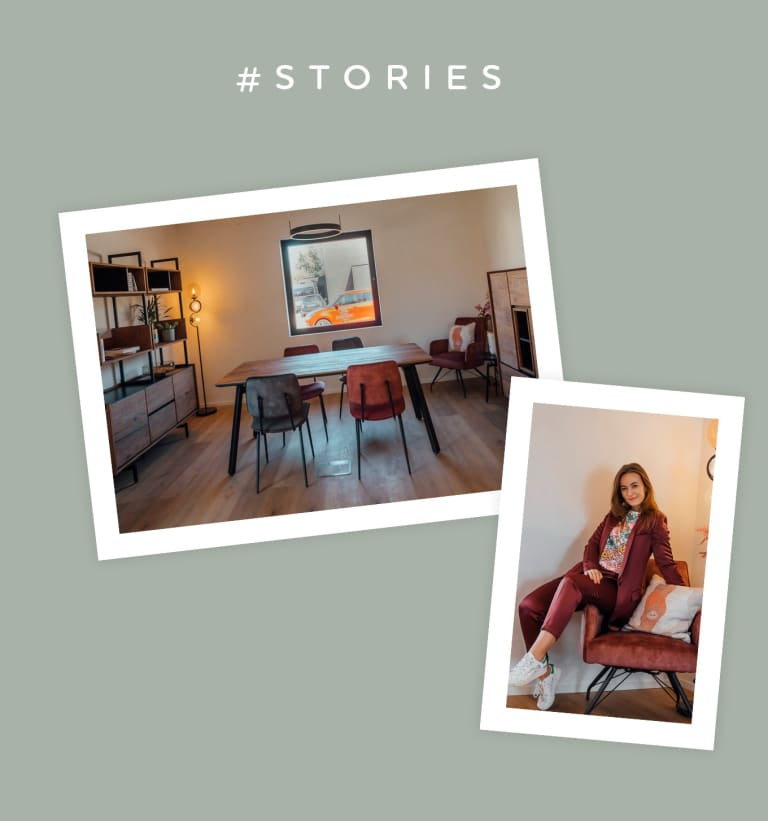7 Fragen an Pauline: sie richtete ihr Homeoffice mit XOOON-Designermöbeln ein