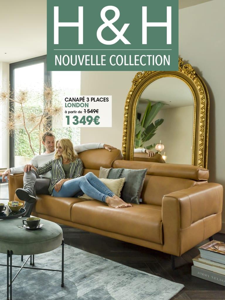 H&H Créateur de meubles : Canapés, Meubles et Décoration