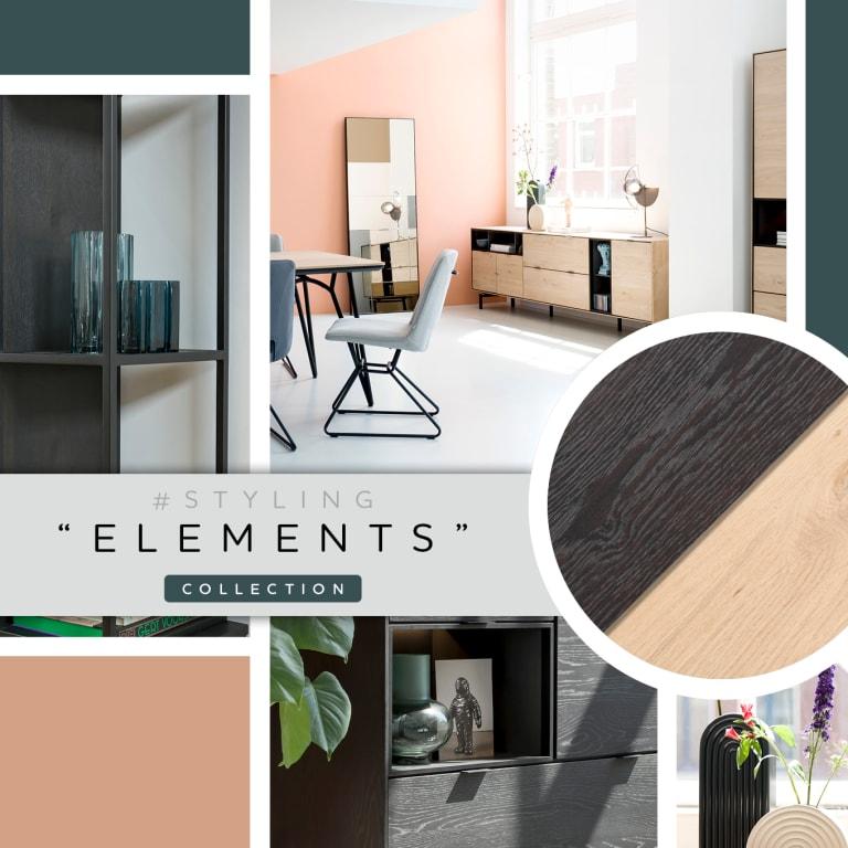 """Inspiration pour un intérieur minimaliste avec """"ELEMENTS"""""""