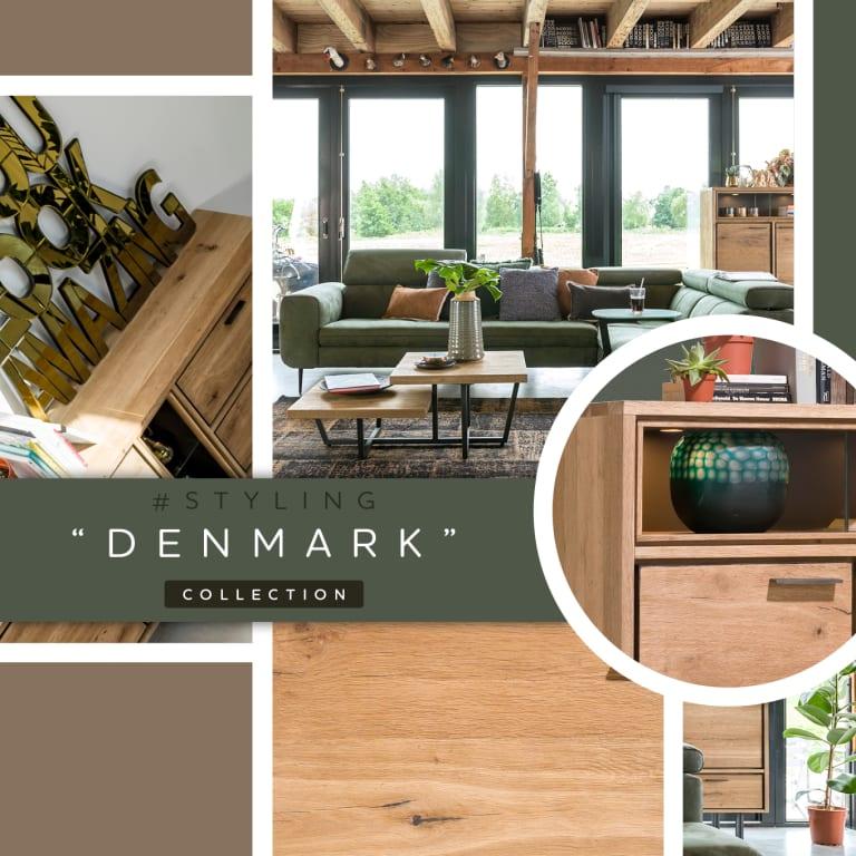 """Aménager un intérieur industriel chaleureux avec la collection """"DENMARK"""""""