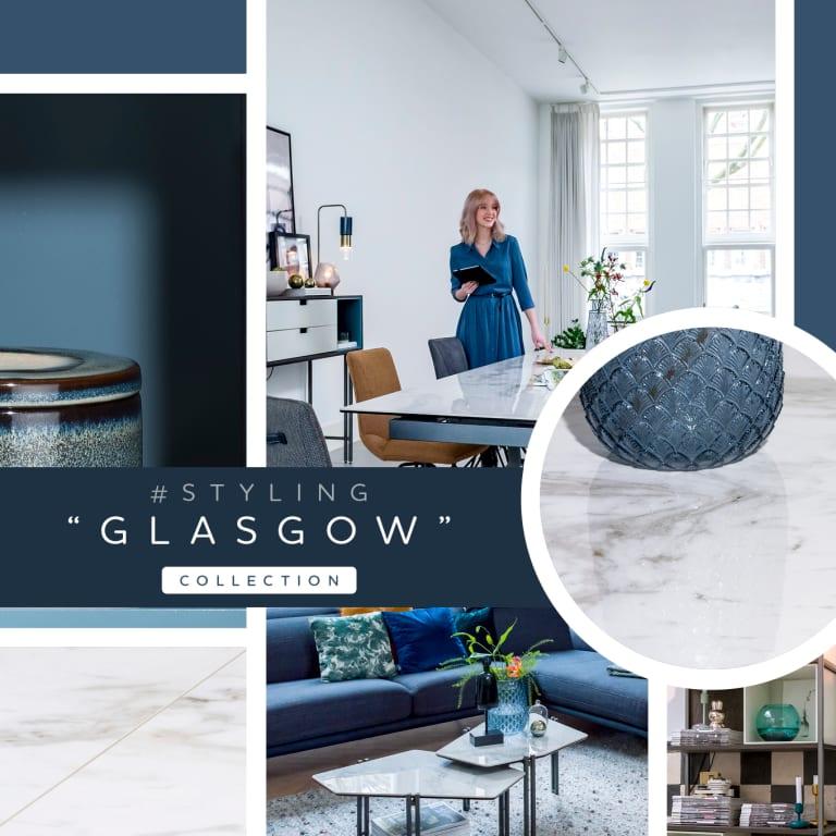 """Inspiration pour un intérieur minimaliste avec la collection """"GLASGOW"""""""