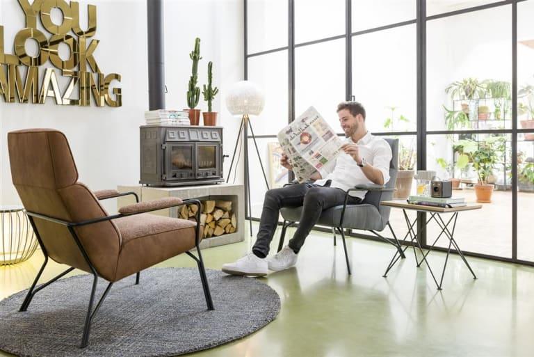 Comment harmoniser un fauteuil avec votre canapé ?