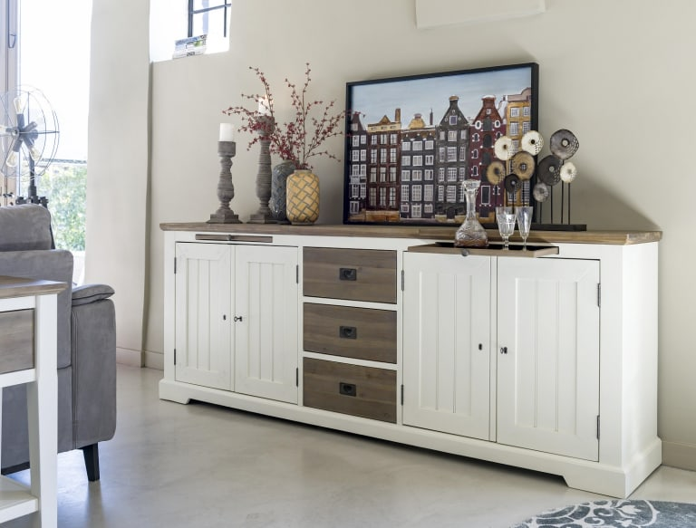 Décoration avec des meubles blancs : comment les intégrer ?